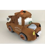 """Disney Cars Tow Mater Plush 12"""" Stuffed Toy Tow Truck Disney Store with ... - $24.70"""