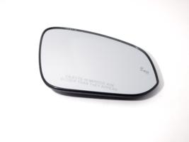Fits 13-18  Rav4 Passenger Mirror Glass w/Blind Spot Detect w/Holder OEM - $138.55