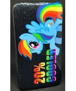Rainbow Dash 20% Cooler My Little Pony Hinged Wallet 2012 Hasbro Pre-Own... - $19.79