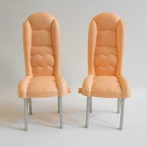 Barbie Pop Up Camper RV Replacement Chairs 2014 2015 - $24.74