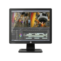 17 Hp Prodisplay P17A 1280x1024 Vga Square Led Monitor F4M97AA#ABA - $132.95