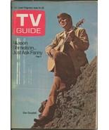 ORIGINAL Vintage June 14 1969 TV Guide Glen Campbell - $24.74