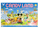 Disney Parks Authentic Mickey Mouse Characters Candyland Game NEW