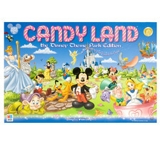 Disney Parks Authentic Mickey Mouse Characters Candyland Game NEW - $39.90