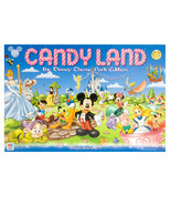 Disney Parks Authentic Mickey Mouse Characters Candyland Game NEW - £30.38 GBP
