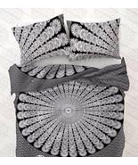 Bohemian Mandala Bedding Quilt Duvet Doona Cover Set Queen Size Comforte... - $23.95+