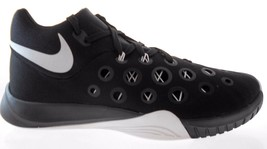 NIKE ZM HYPERQUICKNESS 2015 TB MEN'S BLACK BASKETBALL SHOES #749883-001 - $55.99