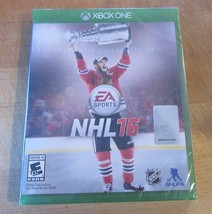 NHL 16 (Microsoft Xbox One, 2015) Brand New - $12.44