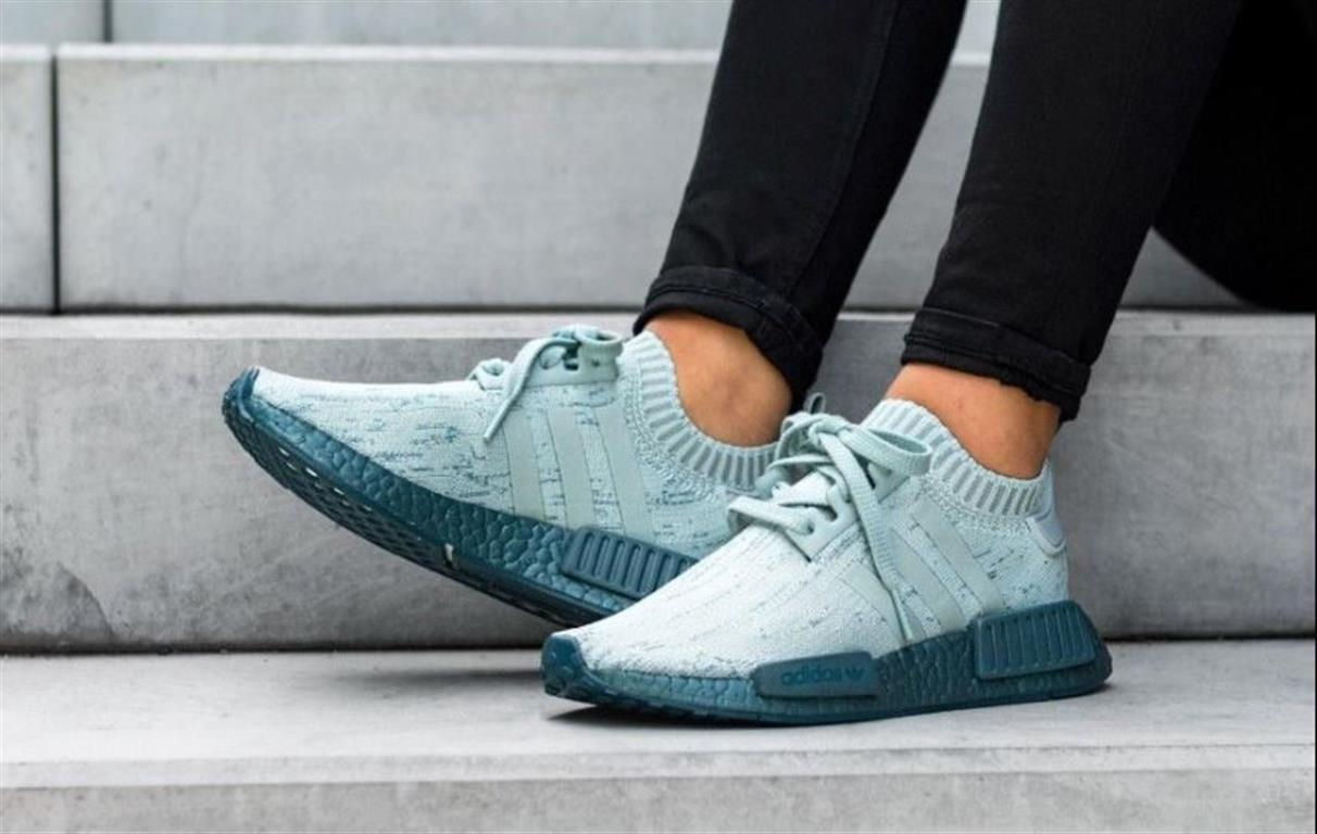 new style d50cd 64ec7 Womens Adidas NMD R1 Tactile Primeknit and 50 similar items. S l1600