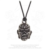 Iron Maiden: Book Of Souls, Eddie Pendent by Alchemy Gothic - $19.75