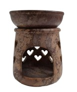 Aroma Oil Diffuser Burner Candle Tart Melt Warmer Essential Aromatherapy... - $18.14