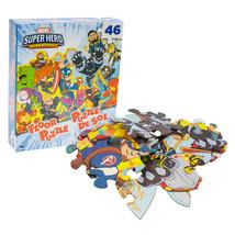 Marvel Super Hero Adventures 46 Piece Educational Giant 3ft Floor Jigsaw... - $8.75