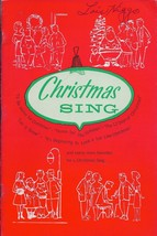 Christmas Sing Book- 1961 - $5.99