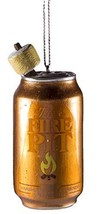 Midwest-CBK Funny Beer Can Ornament - The Fire Pit Marshmallows & Friends Get To - $9.85