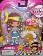 KUU KUU Harajuku Mini 4 Inch Doll ANGEL & Accessories Harajuku Charms 5+... - $9.99
