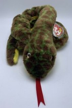 Ty  Beanie Buddy Slither The Snake 1999 - $7.99