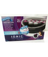 Remington hair care ionic protection limited edition ceramic rollers and... - $34.69
