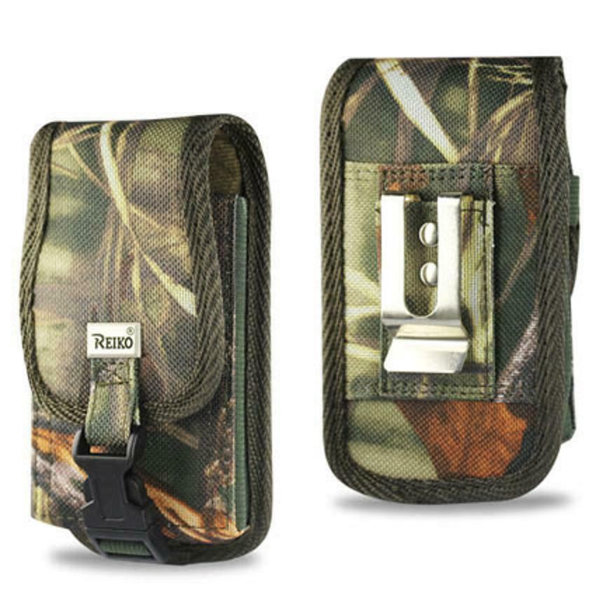 Camouflage Locking Clasp Hunter Camo Case fits Google Pixel 3XL, 3a XL, 2XL - $14.84