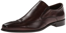 Steve Madden Men's Draftt Slip-On Loafer Size 8M Dark Brown - $111.38 CAD