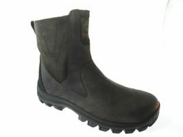 TIMBERLAND CHILBERG MEN'S 9.5 MED BROWN WATERPROOF SIDE-ZIP MID BOOTS # ... - $147.51