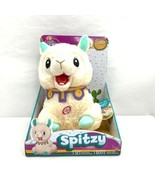 Club Petz, Spitzy The Funny Llama, Interactive Plush Toy, Cream NEW - $14.99