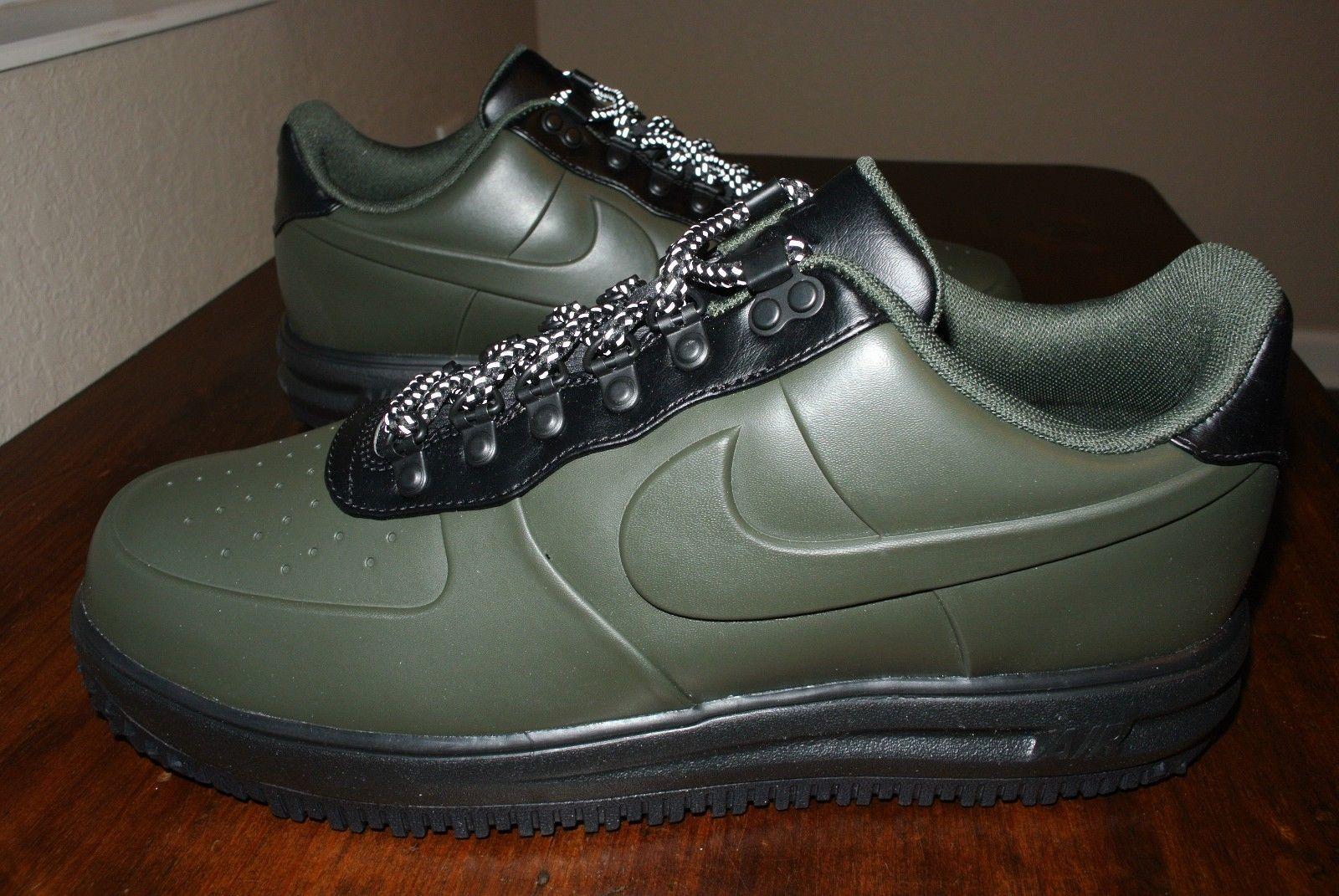 best service 8b96b df3a6 Nike LF1 Duckboot Low Sequoia - Black AA125 and 50 similar items