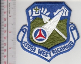 US Civil Air Patrol CAP West Virginia West Richmond Cadet Squadron US Air Force  - $9.99