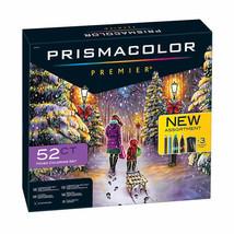 Prisma Premier Gift Set 52-piece Mixed Coloring Set New Open Box - Seale... - $35.41