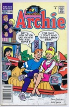 Archie #375 ORIGINAL Vintage 1990 Archie Comics GGA Good Girl Art - £14.67 GBP