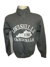 University of Louisville Cardinals 1798 Adult Gray XS Sweatshirt - $22.00