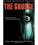 The Grudge (DVD, 2005) - $1.90