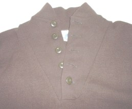US Army 5-button (five-button) sweater 100% acrylic, Medium Mitts Nitts ... - $20.00