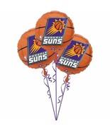 Phoenix Suns NBA Pro Basketball Sports Party Decoration Foil Mylar Balloons - $13.17