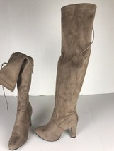 Top Moda Boots Womens 8.5 Tall Laced - $32.73