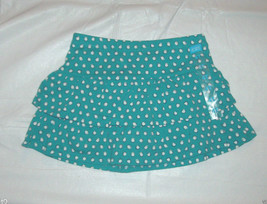 Infant Girls Childrens Place Skort Blue with Polka Dots Sz 6-9M 18-24M 4... - $9.99