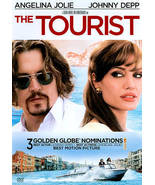 The Tourist (DVD, 2011) - $6.00