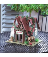 COTTAGE WINERY BIRDHOUSE - $29.95