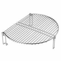 Dracarys Grill Expander Rack Stack Rack for Big Green Egg Stainless Stee... - $36.02