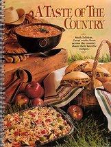 A Taste of the Country [Paperback] Piepenbrink, Linda and MacK, Nancy