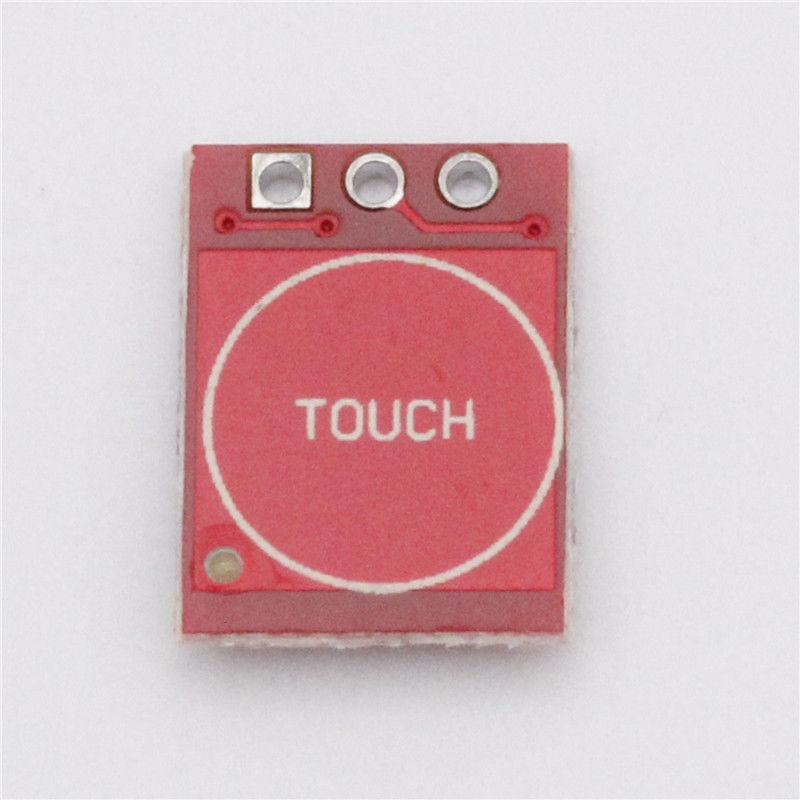 Micro CAPACITIVE SENSOR MODULE Touch TTP223 for Arduino Raspberry Pi