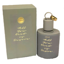 Armaf All You Need Is Desire Eau De Parfum For Men 100 ml Brand New - $36.99