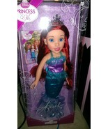 NEW Disney Princess & And Me Jewel Edition Doll Toy Ariel Little Mermaid... - $39.59