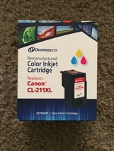 Dataproducts CL-211XL Remanufactured Canon Color Ink Cartridge —1012 - $55.32