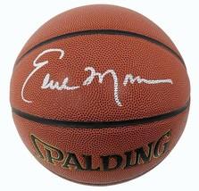Earl Monroe Signed Spalding NBA Indoor/Outdoor Basketball - SCHWARTZ - $197.01