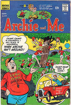 Archie and Me #10 (1966) Comic Book - $4.69