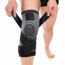 Drop Ship From USA Pressurized Fitness Running Cycling Bandage Knee Support Brac image 2