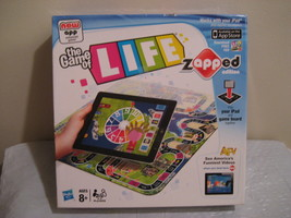 THE GAME OF LIFE zapped edition, used excellent condition - $16.99
