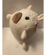 Fiesta Lil Huggy Llama 8'' Inche Plush Pillow Stuffed Animal A18 - $11.95