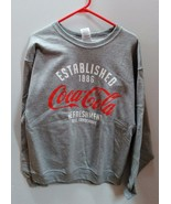 Coca-Cola Grey Sweatshirt - BRAND NEW - $26.00