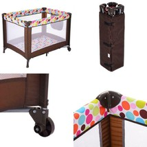 ❤️Corral Portatil para Bebes ❤️Baby Bassinet Travel Portable Bed Playpen - $88.99